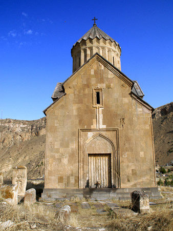 Areni Surb Astvatsatsin Church