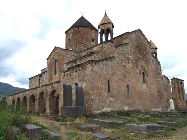Russian church of Vanadzor