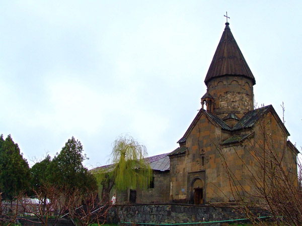 Tsiranavor Church