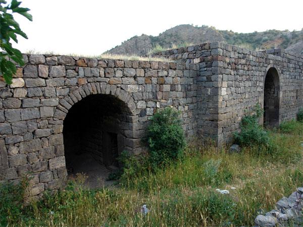 Монастырь Гндеванк
